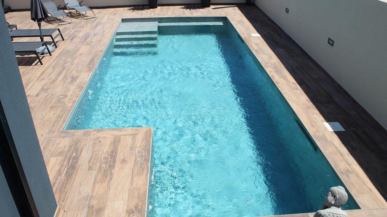 Construcción de piscinas en Roses