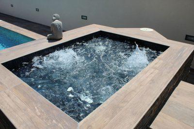 Construcció de piscines a Roses