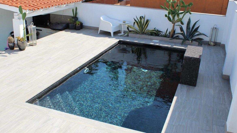 Construcción de piscinas Girona