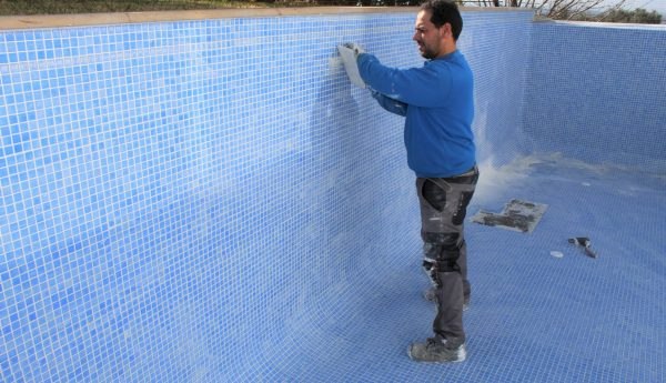 Construcció de piscina a Girona
