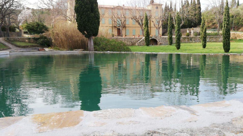 Piscina rústica Girona